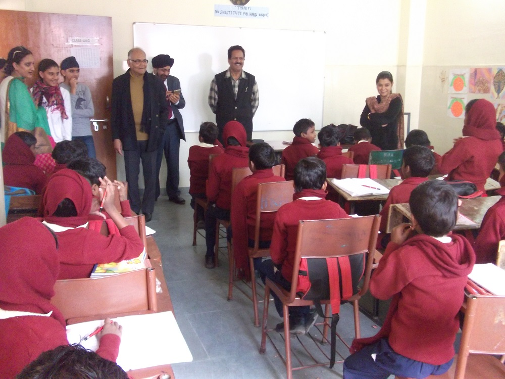 CSR Activities – Soshit Seva Sangh School Patna-4