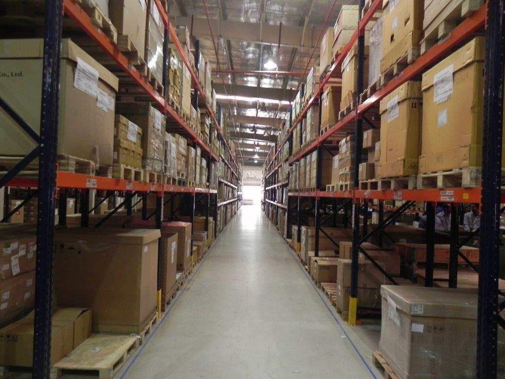 Warehouse stacking systmes