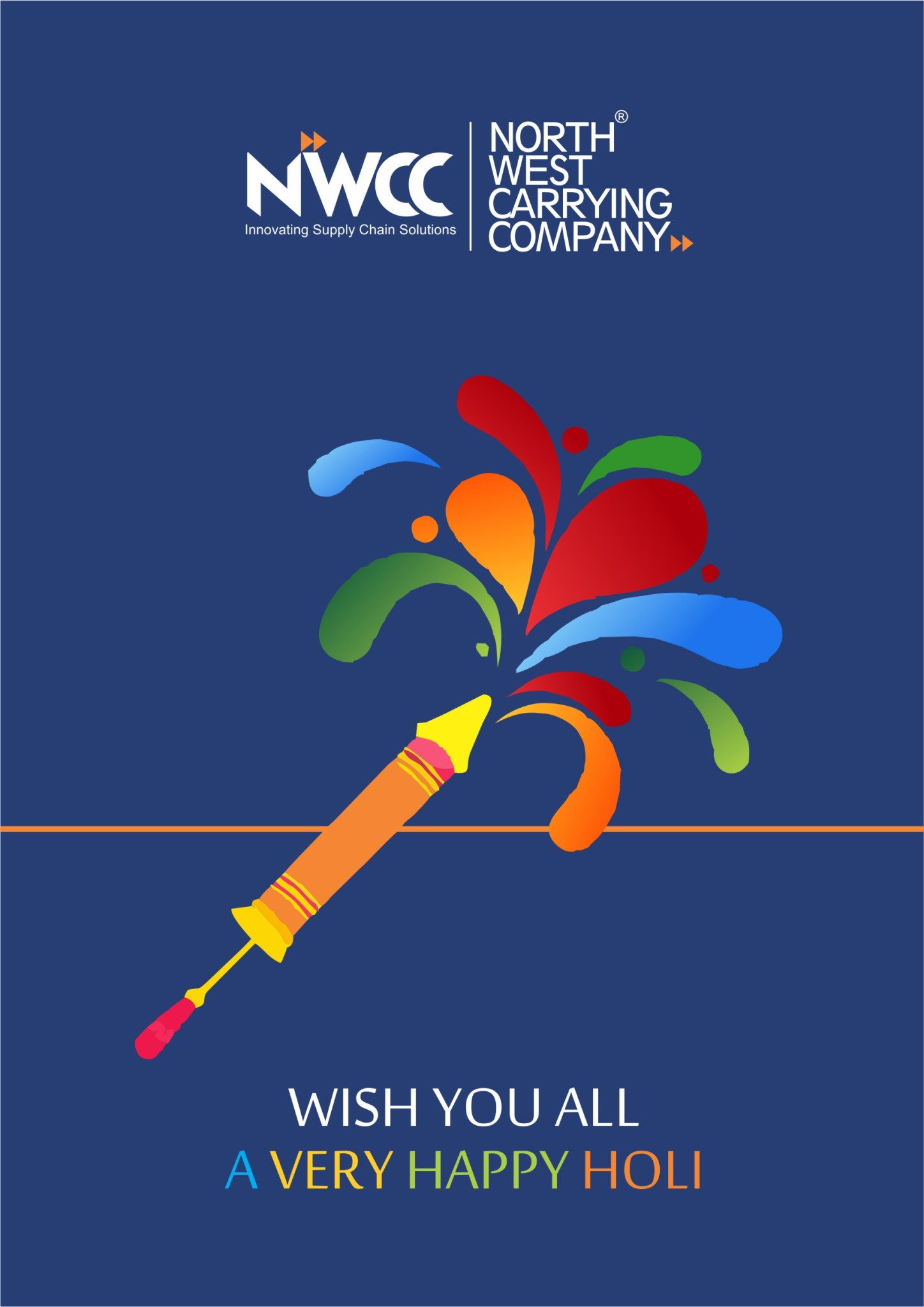 Holi greetings from nwcc team m4hsunfo