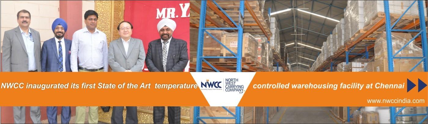 temprature controlled warehouse